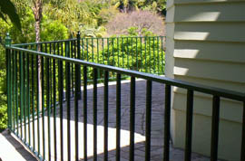 railings and staircases - 10 - dc metalworks