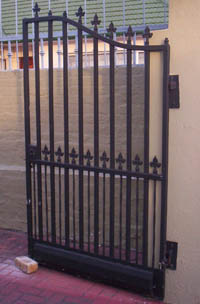 swing gates - 11 - dc metalworks